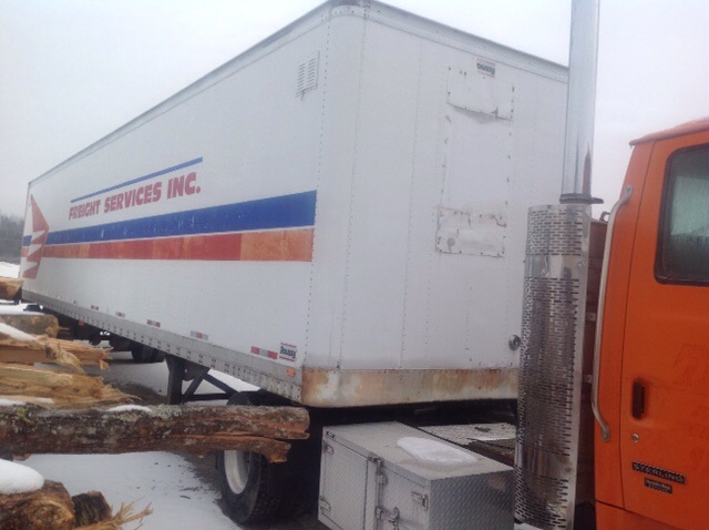 Remorque D'entreposage/ Storage trailer